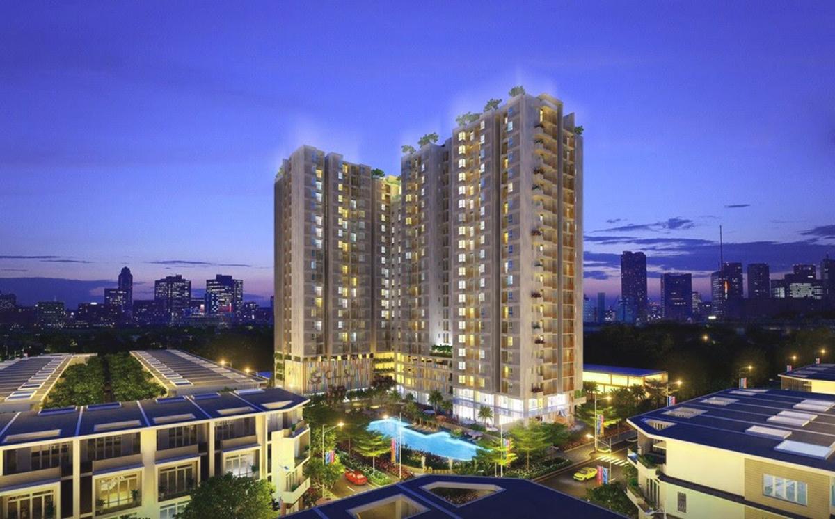 Dự án Heaven Riverview quận 8, dự án căn hộ cao cấp đẹp nhất khu vực