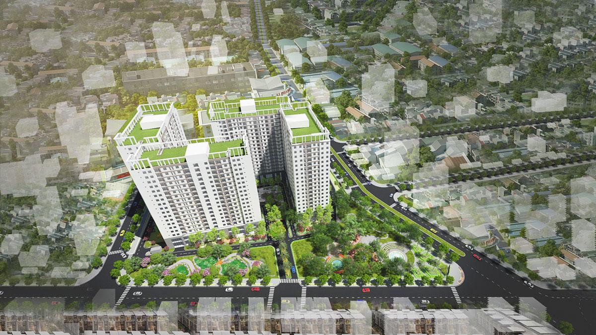 căn hộ tara residence phường 6 quận 8