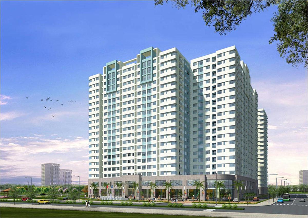 Dự án căn hộ tara residence quận 8