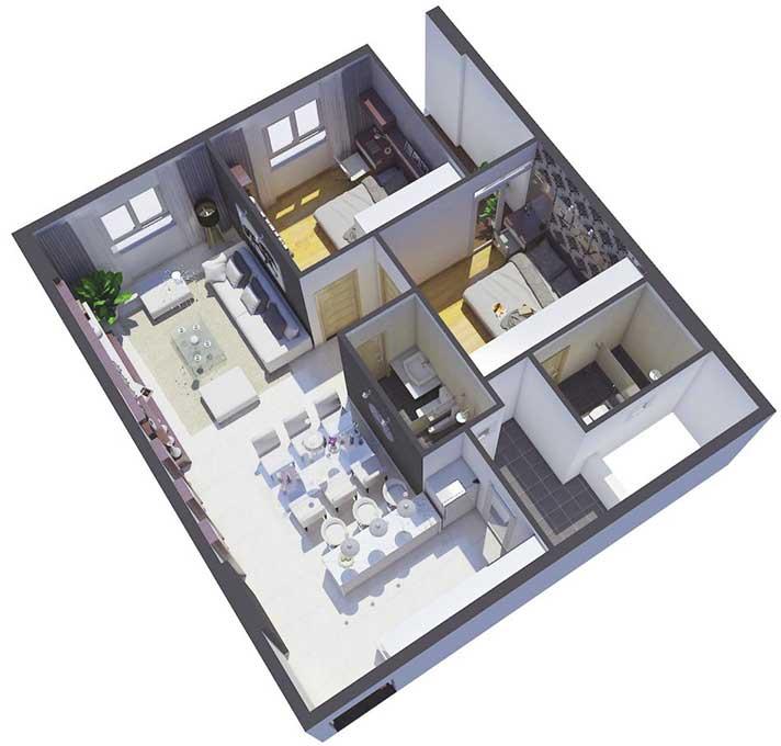 thiết kế dự án tara residence