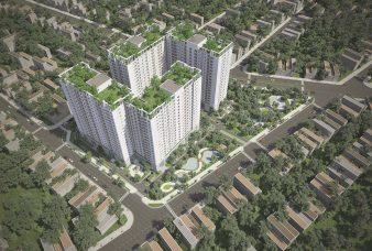 Phối cảnh căn hộ tara residence quận 8