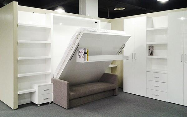 tạo thành căn hộ 5 sao từ phòng trọ 20 m2