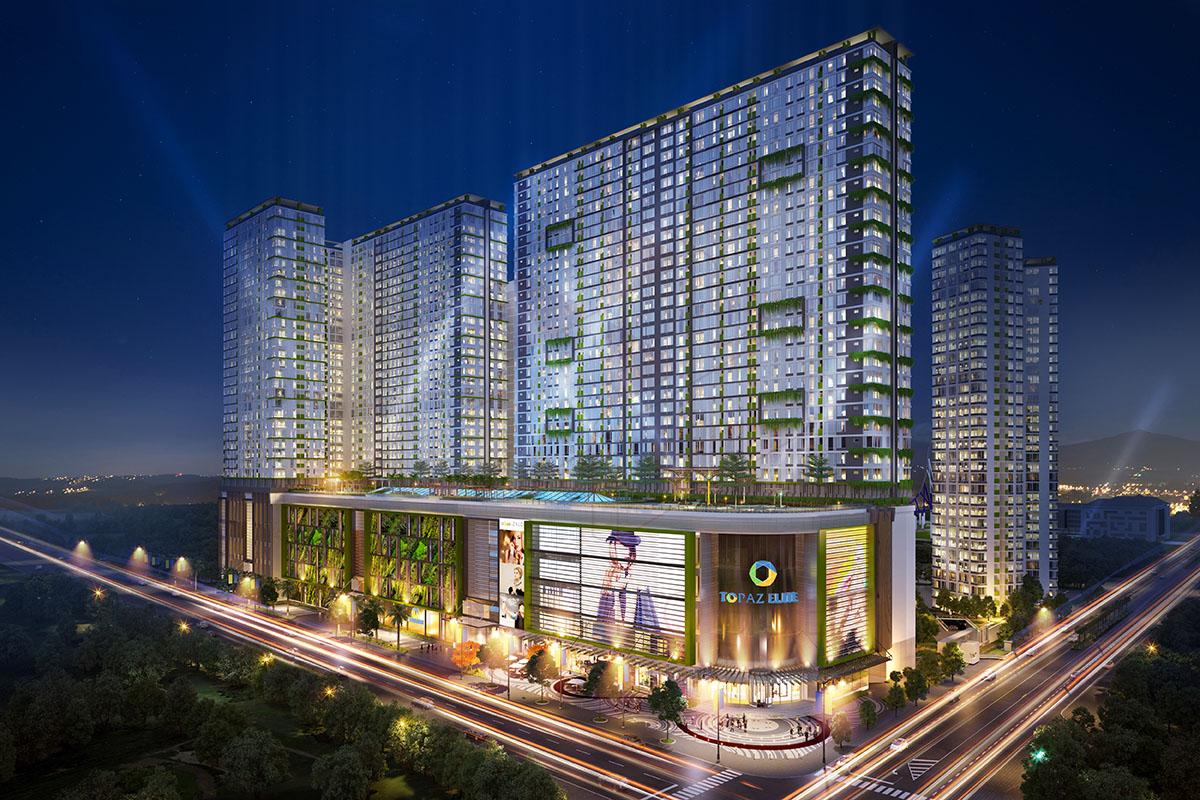 đầu tư căn hộ Topaz Elite