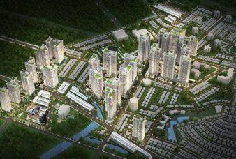 Thiết kế tổng thể của căn hộ Raemain Galaxy City