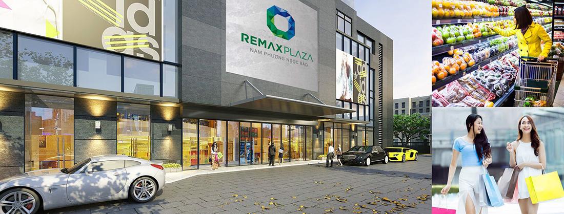 sảnh đón khách remax plaza