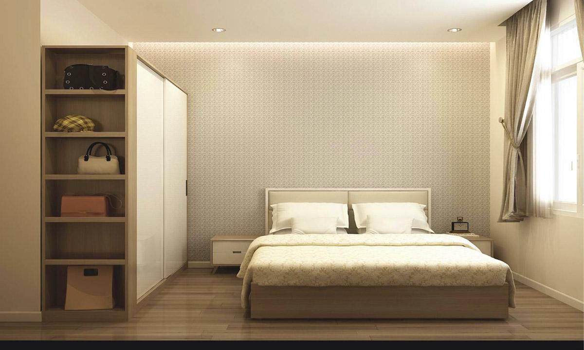 phòng ngủ sun shine avenue