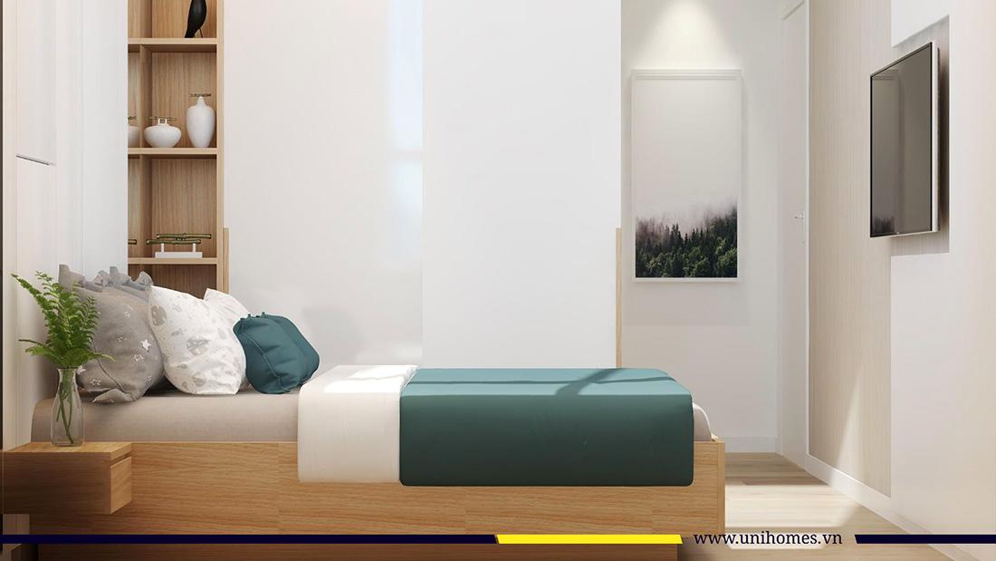 phòng ngủ high intela