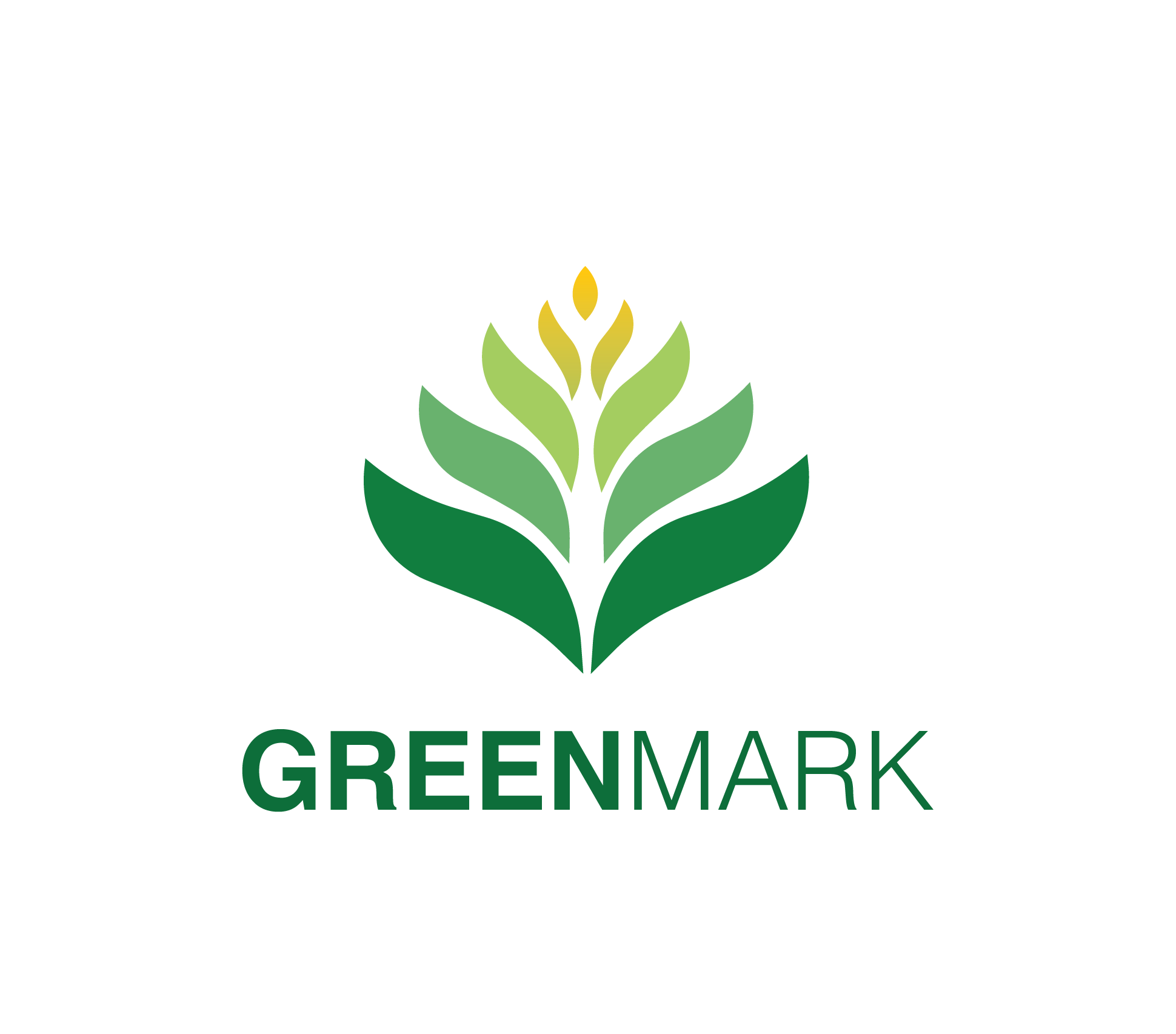 logo green mark